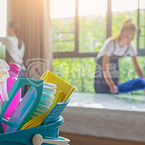 裝修後清潔, 清潔公司-06