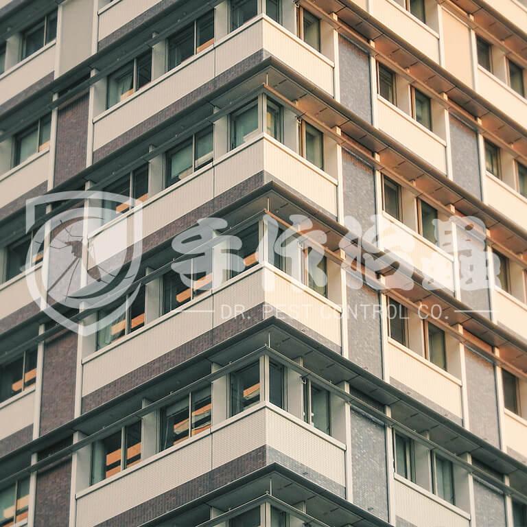 大廈滅蟲,物業滅蟲,Dr Pest手作治蟲設施及物業管理蟲害防治服務03