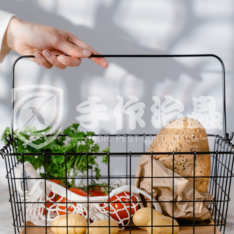 超市滅蟲,士多滅蟲,Dr Pest超級市場及食品零售業蟲害防治服務02