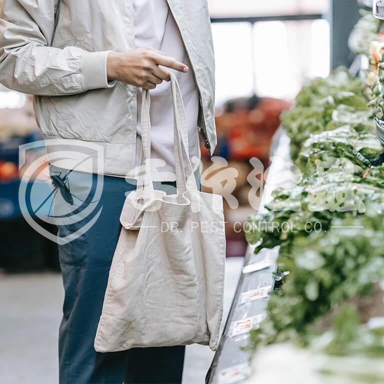 超市滅蟲,士多滅蟲,Dr Pest超級市場及食品零售業蟲害防治服務03