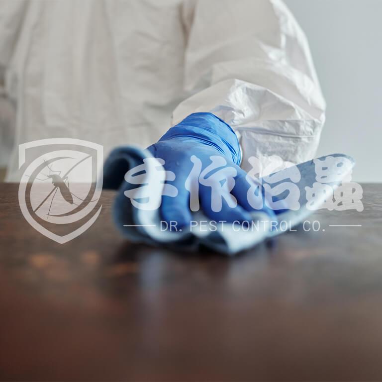 裝修後清潔,裝修清潔,「手作治蟲Dr Pest」裝修後清潔公司01