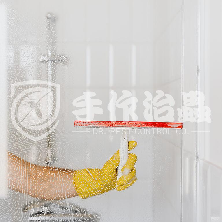 裝修後清潔,裝修清潔,「手作治蟲Dr Pest」裝修後清潔公司02